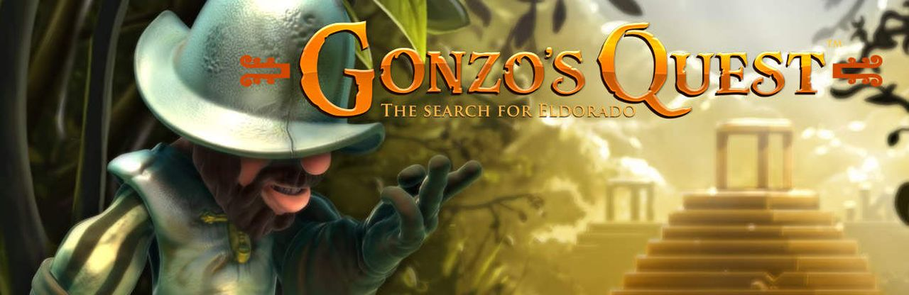 Gonzo's Quest Online Slot Game