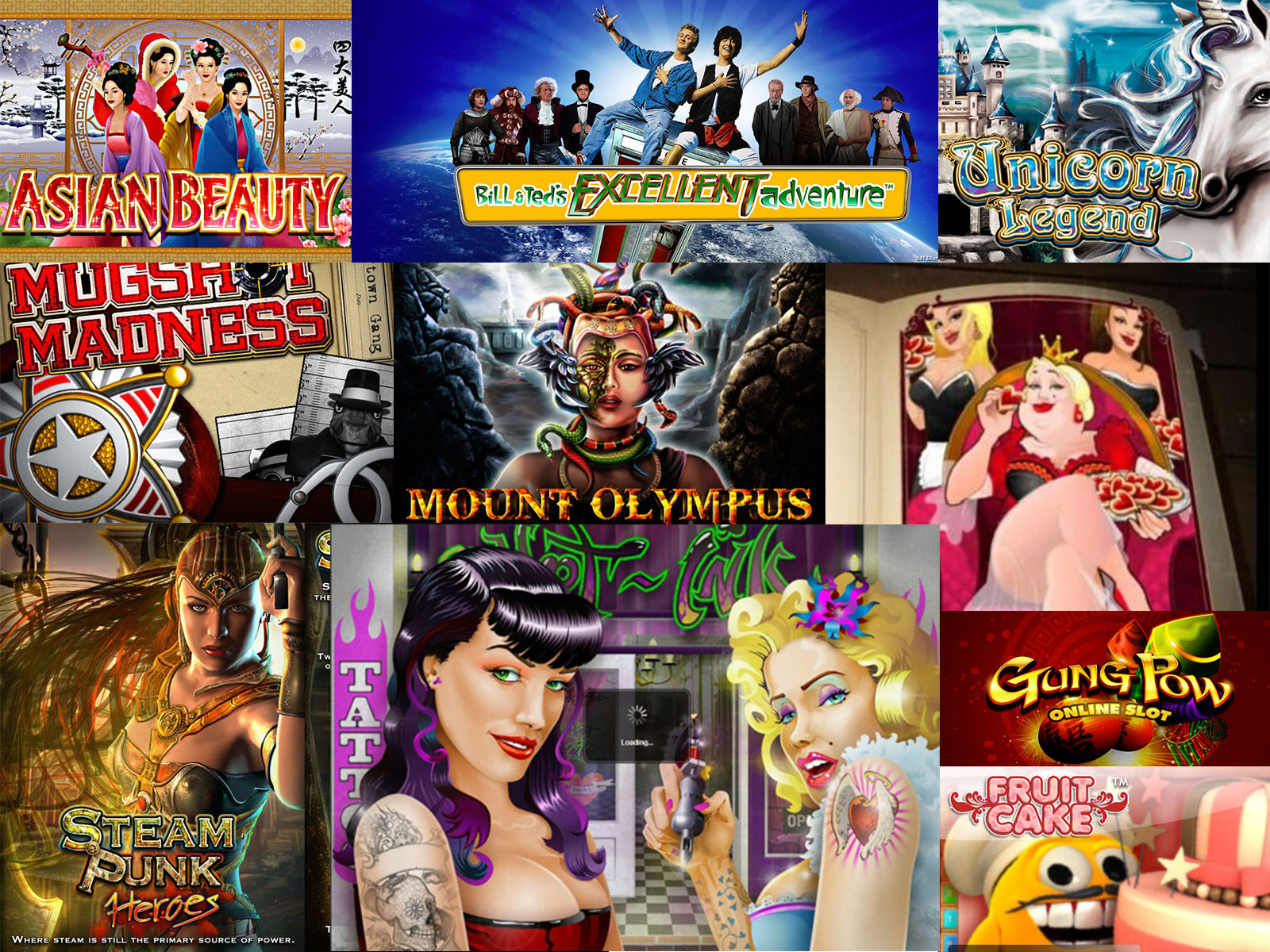 Free Online Slots Games - Over 1000 Free Games