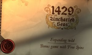 1429 Uncharted Seas Free Slot Machine Game