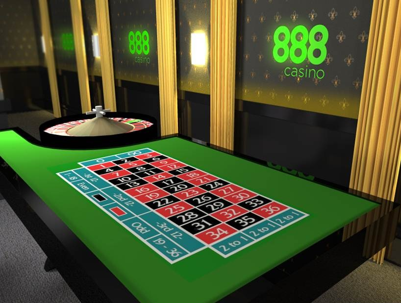 3D Roulette Game