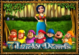 7 Lucky Dwarfs Free Slot Game