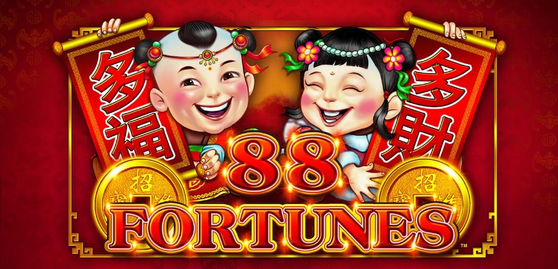 88 Fortunes Free Slot Machine Game