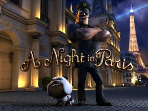 A Night in Paris Online Slot Game
