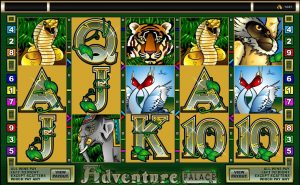 Adventure Palace Free Slot Machine Game