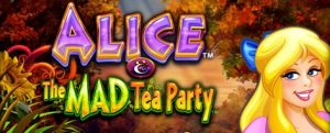 Alice and the mad tea party Free Slot Machine Game