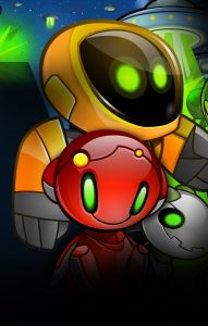 Alien Robots Free Slot Machine Game