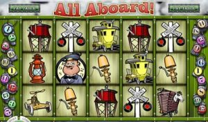 All Aboard Free Slot Machine Game
