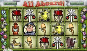 All Aboard Free Slot Machine Game