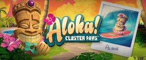 Aloha Cluster Pays Slot Machine Game