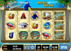 Aloha Island Free Slot Machine Game