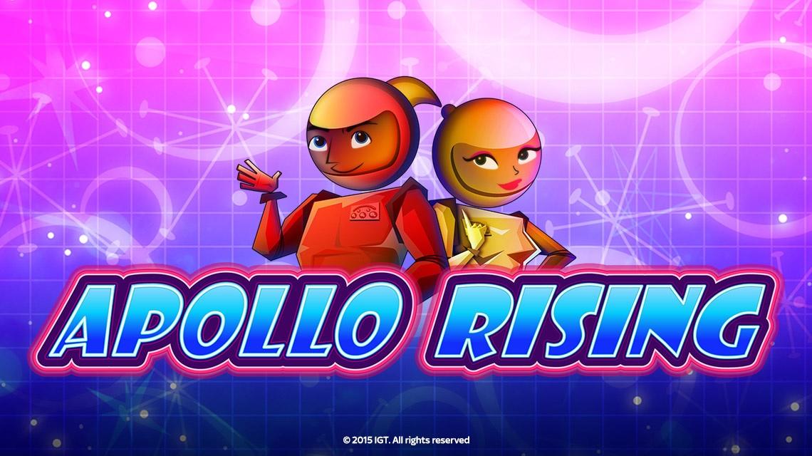Apollo Rising Online Slot Game