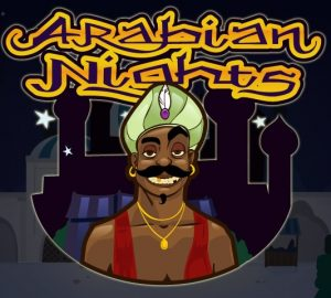Arabian Nights Jackpot Slot