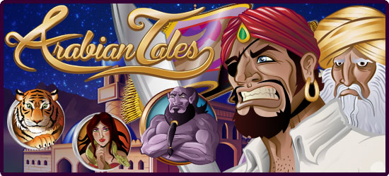 Arabian Tales Slot Game