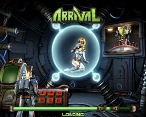 Arrival Online Slot Game