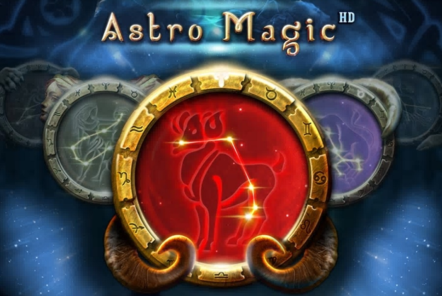 Astro Magic Free Slot Machine Game