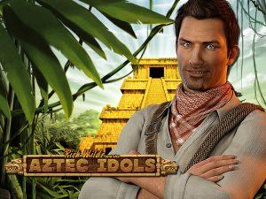 Aztec Idols Free Fruit Machine Game