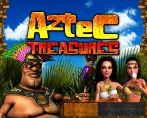 Aztec Treasure Online Slot Game