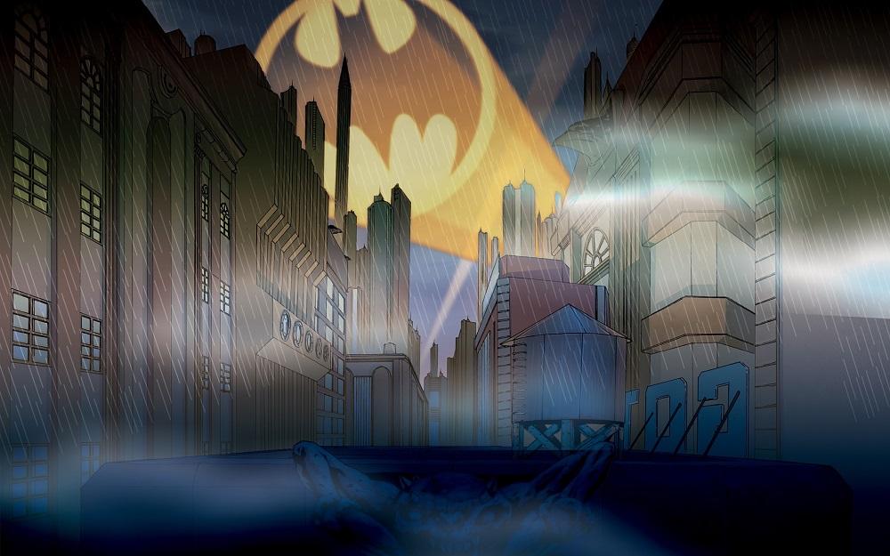 Batman Online Slot Game