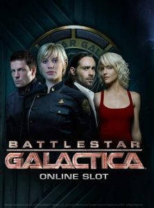 Battlestar Galactica Slot Machine Game
