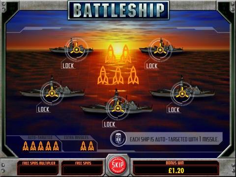 Battleship Free Slot Machine Game