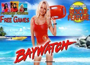 Baywatch Slot Machine Game