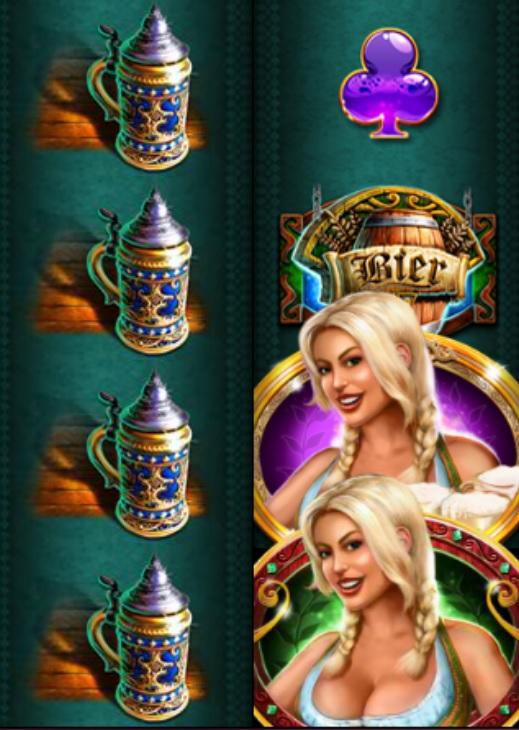 Bierhaus Online Slot Game