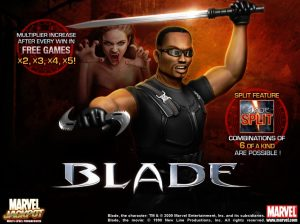 Blade Free Slot Machine Game