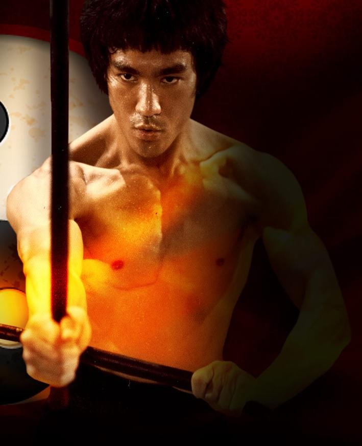 Bruce Lee - A Dragons Tale - Rizk Casino