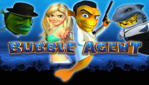 Bubble Agent Free Slot Machine Game