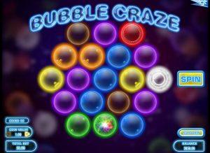 Bubble Craze Free Slot Machine Game