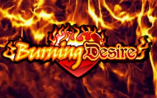 Burning Desire Free Slot Machine Game