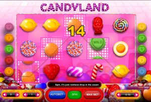 Candyland Free Slot Machine Game