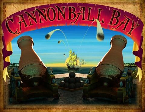 Canonball Bay Free Slot Machine Game
