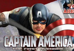 Captain America Slot Machine Game