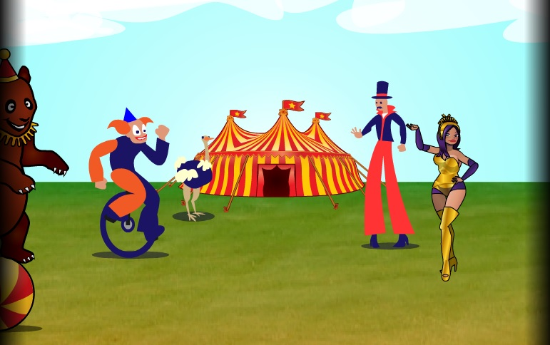 Captain Cannon's Circus Online Slot Game