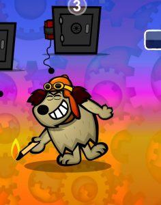 Cartoon Capers Free Slot Machine Game