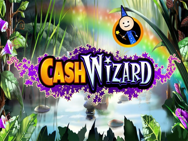 Cash Wizard Fruit Machine Game