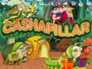Cashapillar Free Slot Machine Game