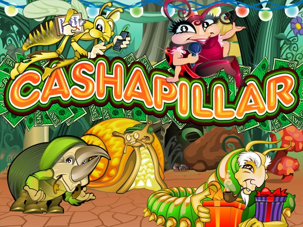 Cashapillar Free Slot Machine Game