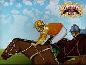 Champion Of The Track Online Slot Game