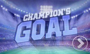 Champion's Goal Online Slot Game