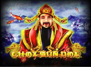 Choy Sun Doa Slot Machine Game