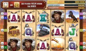 Cowboy Treasure Free Slot Machine Game