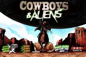 Cowboys & Aliens Free Slot Machine Game