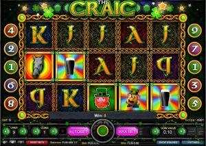Craic Free Slot Machine Game
