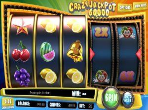 Crazy Jackpot 60000 Free Slot Machine Game