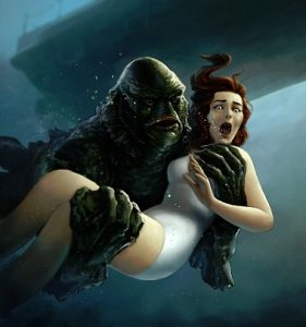 Creature From the Black Lagoon Free Online Slot Game