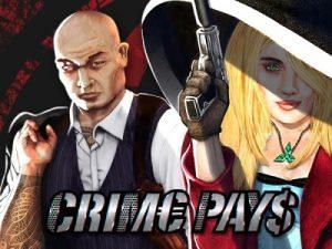 Crime Pays Online Slot