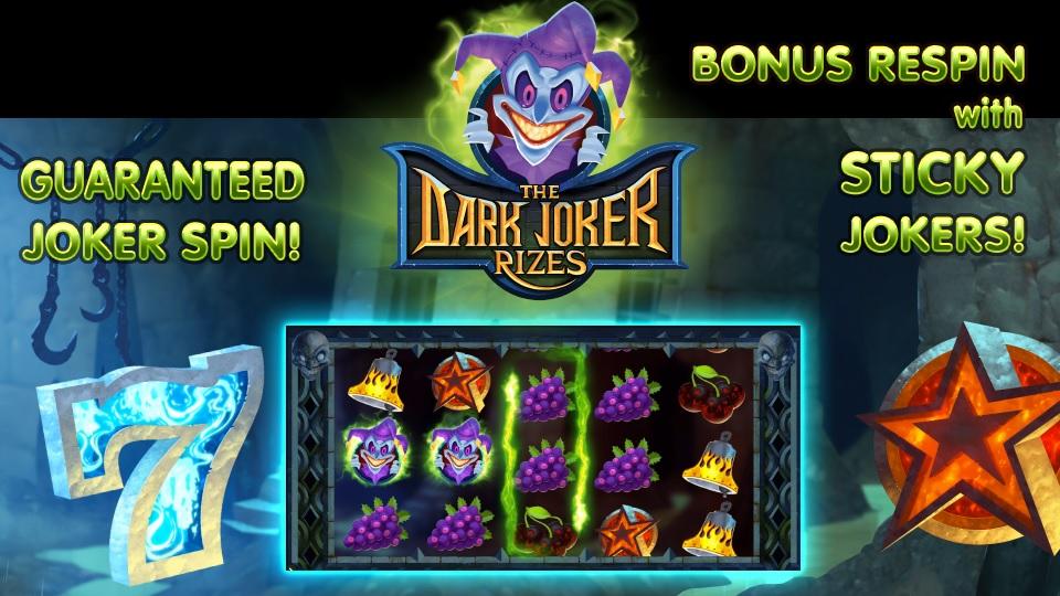 Dark Joker Rizes Slot