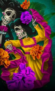 Day of the Dead Slot Machine Game